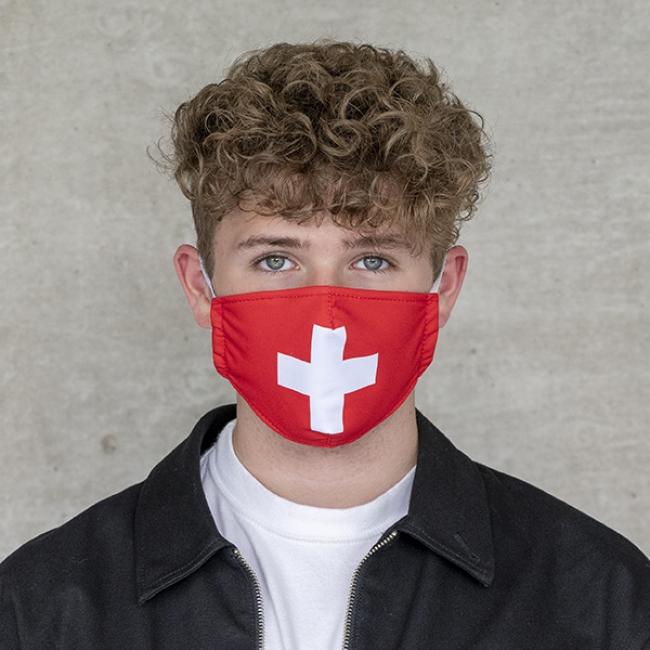 "Gesichtsmaske ""Swiss"""