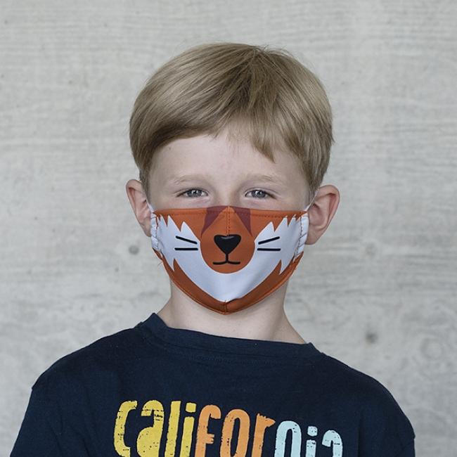 """Kindermaske TIVOLA """"FUCHS"""""""