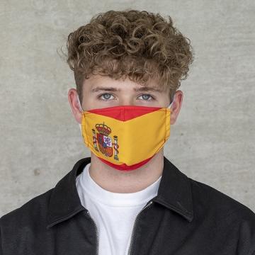 "Gesichtsmaske ""Spain"""