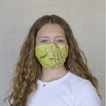 Gesichtsmaske GRASS GREEN