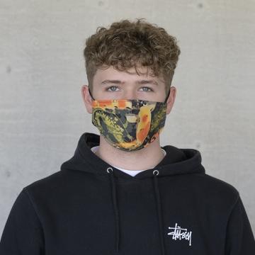 Gesichtsmaske KOI
