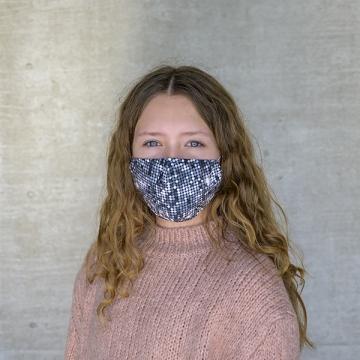 Maske PAILLETTEN
