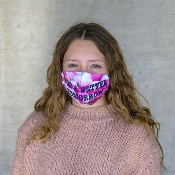 Maske Tomorrow PINK