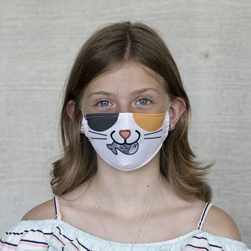 "Kindermaske TIVOLA ""KATZE"""