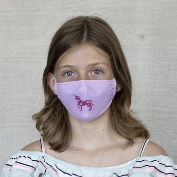"""Gesichtsmaske Kinder """"Einhorn II"""""""