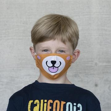 """Kindermaske TIVOLA """"Corgi"""""""